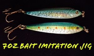 7oz bait imitation jigs