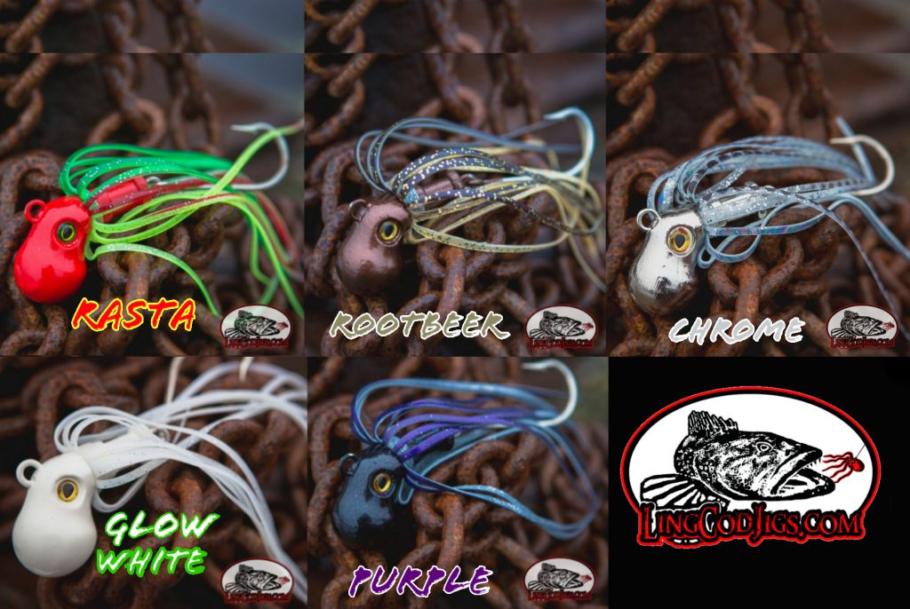 Special sale on 3 packs of octopus jigs..