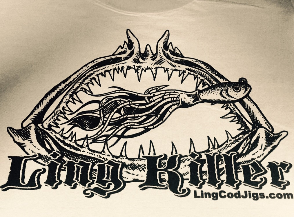LingKiller t shirt now available